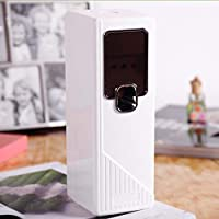 Zyhlf Dispensador de Aerosol automático, Hotel KTV baño hogar Fragancia Desodorante Tiempo Pared Colgante Aerosol dispensador