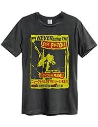 Amplified Sex Pistols Japanese Tour Men's T Shirt
