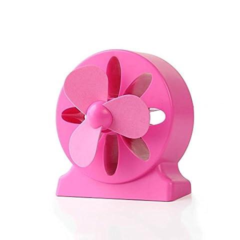 XMMayflower mini fan desktop office fan usb charge small fan