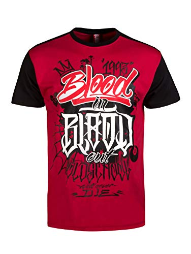 Blood In Blood Out Cali Life T-Shirt 3XL