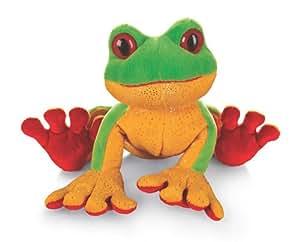 Webkinz Tree Frog Plush Toy With Sealed Adoption Code