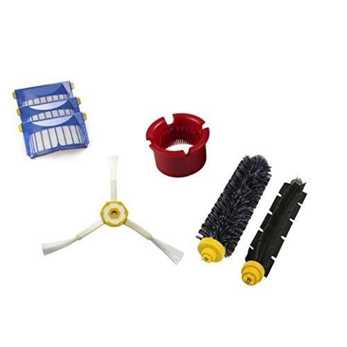 Gillberry 1 Set Kits De Repuesto Nuevas Para Irobot Roomba Serie 600 Los Robots De Limpieza De