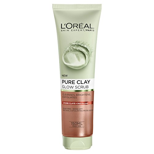 loreal-paris-pure-clay-red-face-wash-150ml