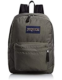 JanSport Unisex Polyester Backpack (Grey) 54bc70dbe893a