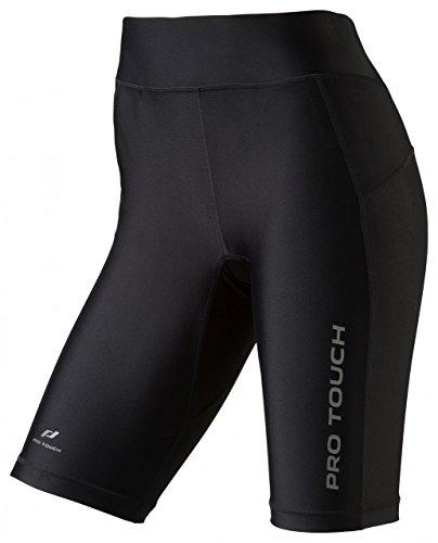 Pro Touch Raimonda Damen Kompressions-Shorts, schwarz, 40