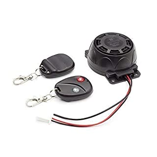 Alarm for Motorbikes, Scooters & Quad Bikes 12V Universal DIY