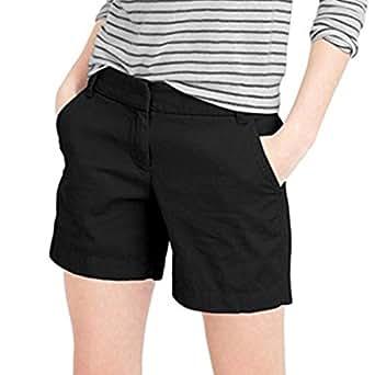 071a5486e2 Shorts Damen Sommer Stoff Luckycat Sommerhosen Damen Kurz Frauen ...