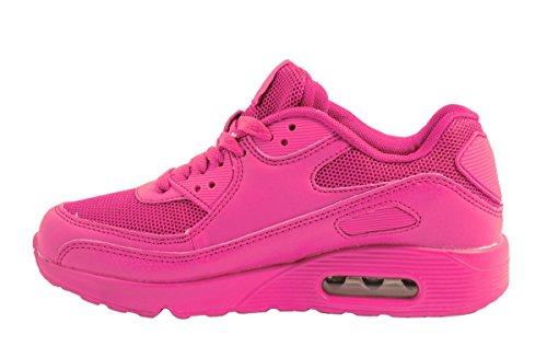 Elara Trendige Unisex Sneaker | Damen Herren Kinder Sport Laufschuhe | Turnschuhe | Chunkyrayan Peach Lincoln