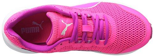 Puma Descendant V4, Chaussures de Running Entrainement Femme Rose (Knockout Pink-ultra Magenta-puma White 06)