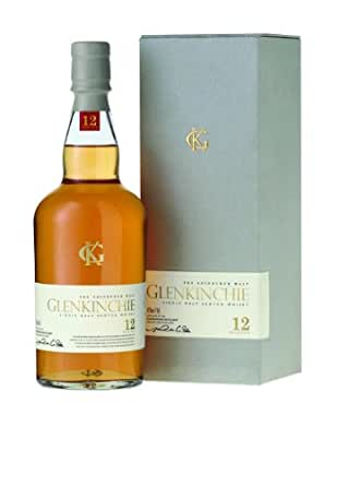 Glenkinchie 12 ans Single Malt Whisky bouteille 70cl