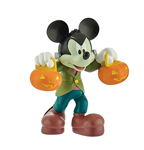 Bullyland 15291 - Spielfigur, Walt Disney Mickey Halloween, ca. 7 cm (Halloween Schlümpfe Les)