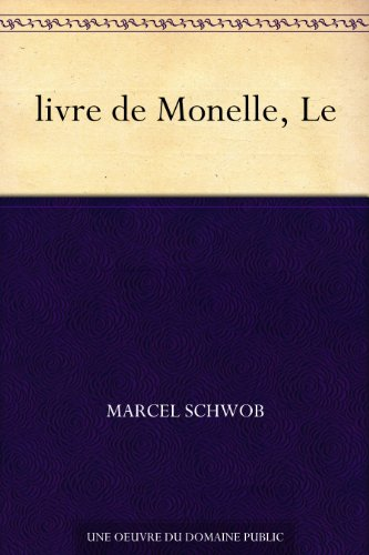 Couverture du livre livre de Monelle, Le