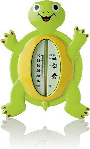 Badethermometer Schildkröte, 1 Stück