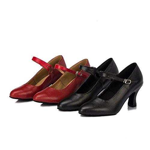 Miyoopark - Ballroom donna Red-4.5cm Heel