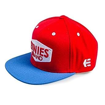 Etnies Brand It Casquette (Rouge)