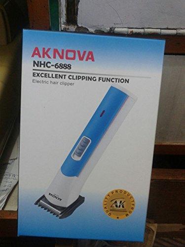 Nova Rechargeable Professional Hair Trimmer Razor Shaving Clipper