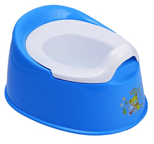 NOVICZ Baby Toddler Potty seat Kids Toilet training potty Chair for Children - With Removable Bowl - Secure Non-Slip Surface