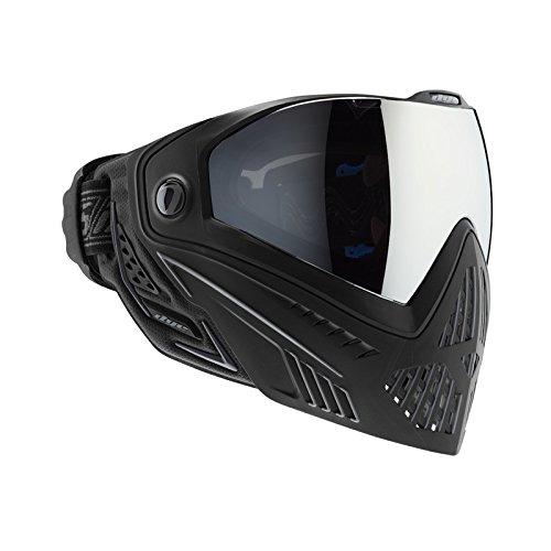 Dye i5 Paintball Maske, Mehrfarbig (Onyx Black), One Size -