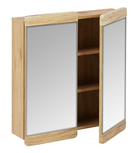 Badspiegelschrank – Produktvergleiche & Preisvergleiche 65 cm - 3