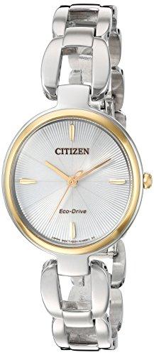 Citizen EM0424-53A Eco-Drive CITIZEN L Analog Watch For Unisex