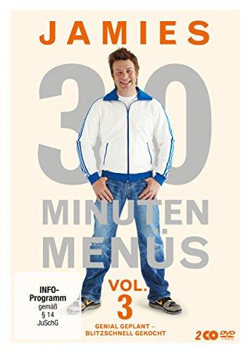 Jamies 30 Minuten Menüs, Vol. 3 [2 DVDs]