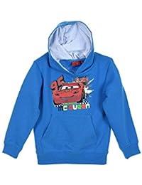 Disney Cars Lightning McQueen (1381) – Kinder Kapuzenpullover Pullover Sweatshirt Hoody