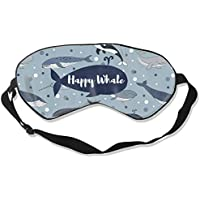 Natural Silk Eyes Mask Sleep Shark Whale Blindfold Eyeshade with Adjustable for Travel,Nap,Meditation,Sleeping... preisvergleich bei billige-tabletten.eu