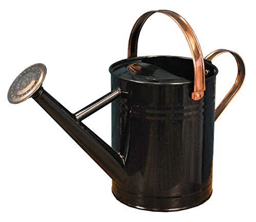 Selections - Regadera (Metal, 3,5 L), Color Negro y Cobre