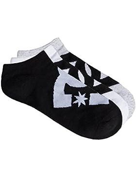DC Shoes edbaa03002Calcetines Corta para niño, Assorted, FR: Talla Unique (Talla Fabricante: Talla One sizeque)