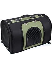 Anyer Mascota Salir Transpirable Bolsa De Transporte De Viaje Perros Bolsas De Hombro Portátiles Paquete De