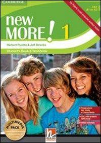New more! Con Grammar practice. Per la Scuola media. Con CD-ROM. Con espansione online: 1