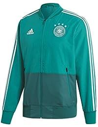 M Verde Hombre Adidas Chaqueta Agurea eqtver Amazon Ce6588 Blanco q61v0
