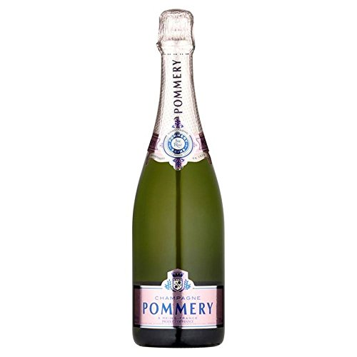 Pommery Brut Rose Champagne NV 75cl - (Packung mit 6)