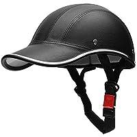 HBODHBGS Casco Ecuestre Unisex para Adultos, Casco para Montar a Caballo, Deportes de Seguridad, Equipo Negro, protección para la Cabeza de Ciclismo, Sombreros de protección