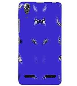 LENOVO A6000 WINGS Back Cover by PRINTSWAG