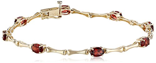 10k-yellow-gold-garnet-bracelet-75