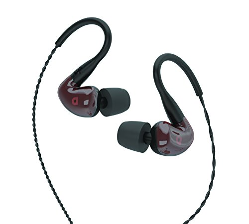 Audiofly AF160 In Ear Monitor Kopfhörer- Rot