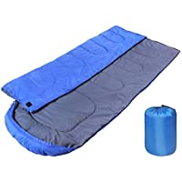 Simply Camping Lightweight Mummy Sleeping Bag - Perfect for Camping, Backpacking, Hiking, Outdoors | 3-4 Seasons | For Adults & Children | Feel Comfort & Safe