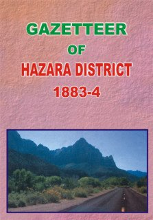 Gazetteer of the Hazara District 1883-4