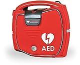 Progetti Medical Borsa da Trasporto per Defibrillatore DAE Rescue SAM, Rosso