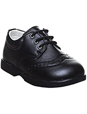 [Patrocinado]Paisley of London - brogue de sintético niño