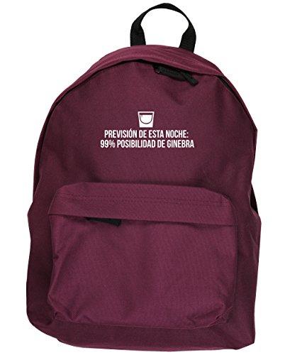 HippoWarehouse Previsión de Esta Noche: 99% Posibilidad de GINEBRA kit mochila Dimensiones: 31 x 42 x 21 cm Capacidad: 18 litros