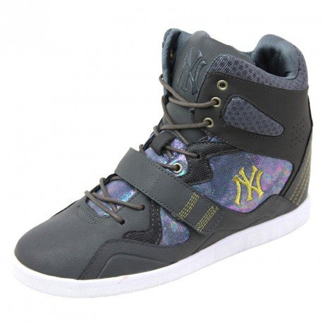 New York Yankees ALFHIGH W 2 Valerie - Chaussures Femme NYY