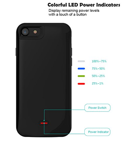 bovon custodia batteria iphone 7