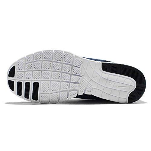 Nike Jungen Stefan Janoski Max Skaterschuhe Schwarz (Obsidian / metallic silber-weiß-schwarz)