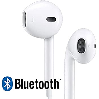 nice cheap hot sale online the latest In Ear Bluetooth Wireless Headphones - August EP610: Amazon.co.uk ...