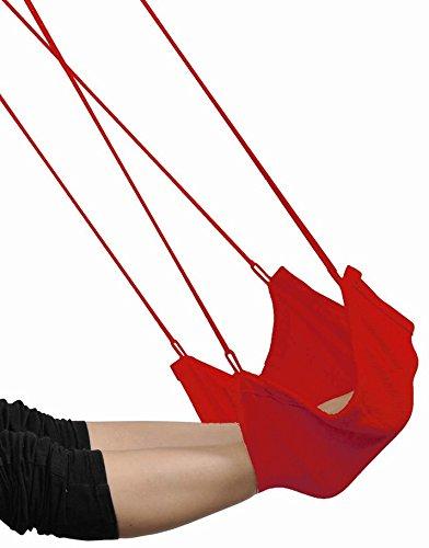 AMAZONAS Fußablage für Hängesessel in Rot