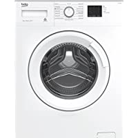 Captivating Beko WTX51021W Freestanding Front Load 5kg 1000RPM A++ White Washing  Machine   Washing Machines (