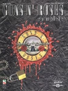 Guns n' Roses complete vol.2: Songbook guitar/tab/vocal - Roses And Guns Tab