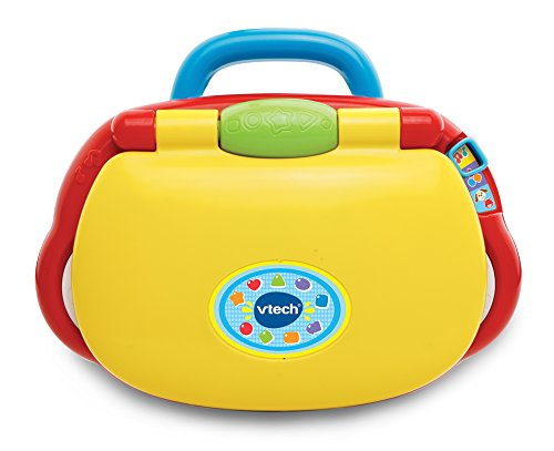 Image of VTech Baby Baby's Laptop - Multi-Coloured